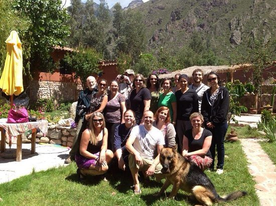 La Capilla Lodge: Project Helping Hands group 2013.