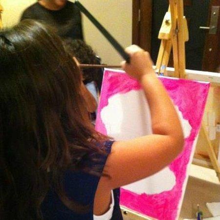 Art Plus Studio: Kids birthday parties