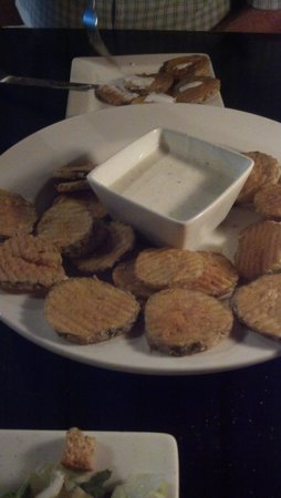 Brothers at Willow Ranch: Fried Pickles