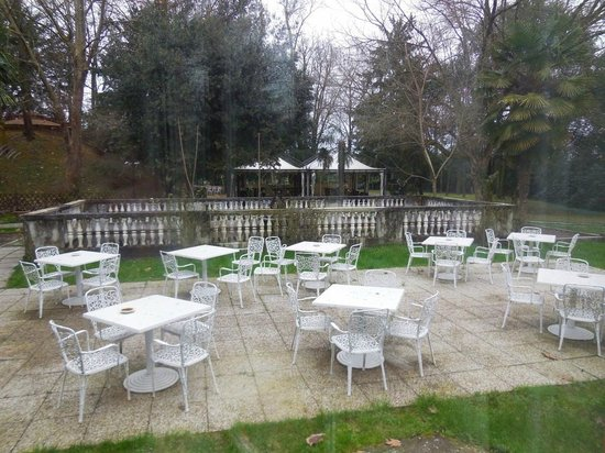 Hotel Villa Luppis: grounds