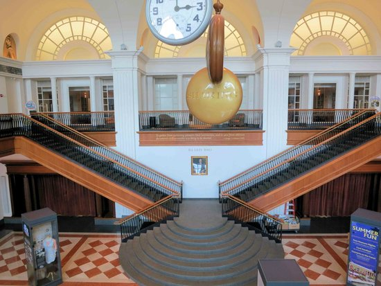 Indiana Historical Society Atrium - Picture of Indiana