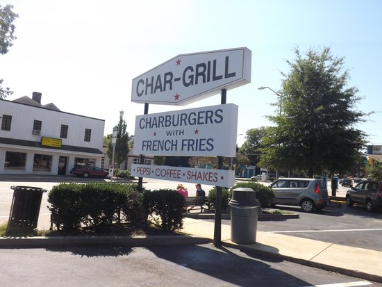 Char-Grill: Char Grilled..awesome burgers