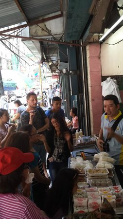 Chinatown : Old Manila Walking Tours