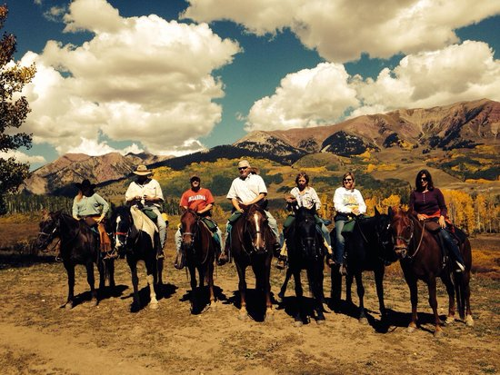 Fantasy Ranch Outfitters: Great ride
