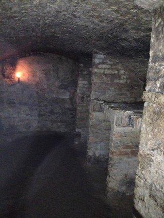 Mercat Tours : Vault