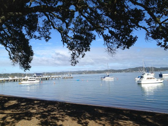 Paihia Beach Resort & Spa: Nearby Russell is beautiful and peaceful