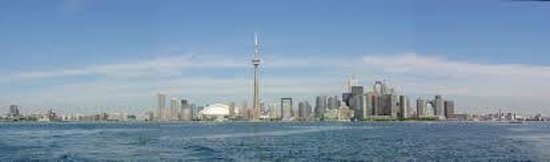 Toronto Harbour Cruises: What a view