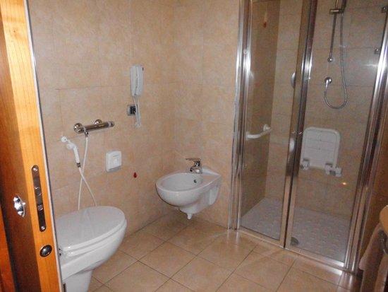 Best Western Crystal Palace Hotel : Baño