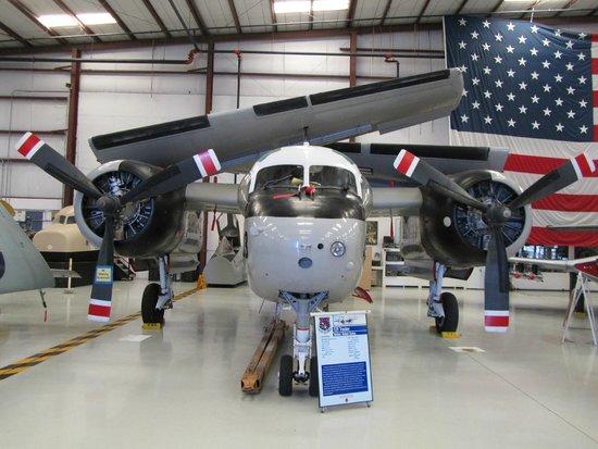 """Estrella Warbird Air Museum: """"História"""""""