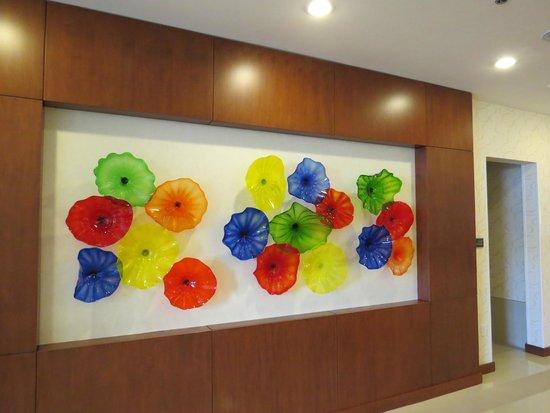 Homewood Suites by Hilton Winnipeg Airport-Polo Park, MB: Lobby