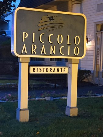 Piccolo Arancio Restaurant