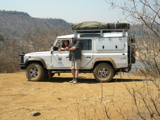 South Africa 4x4 : At the Olifants River outlook