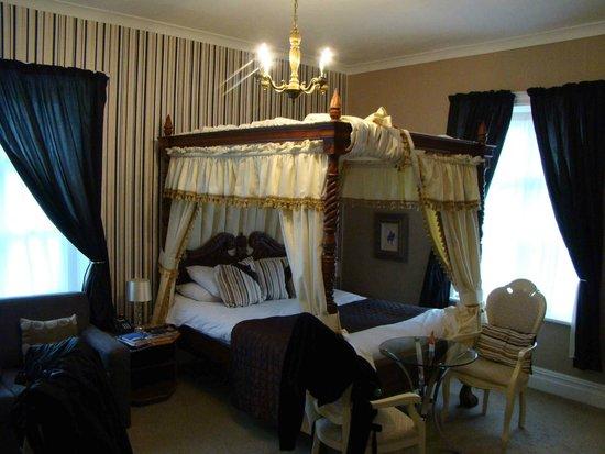 Hotel Commodore: quarto