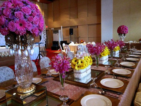 The Pinnacle Hotel and Suites: Function Set-up