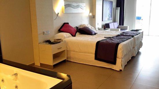Hotel Riu Palace Bavaro: habitación