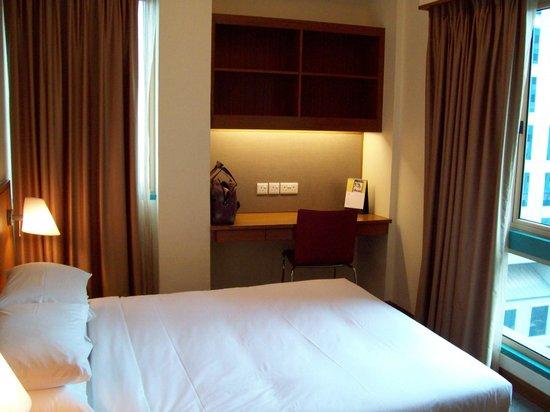 Somerset Bencoolen : Second bedroom