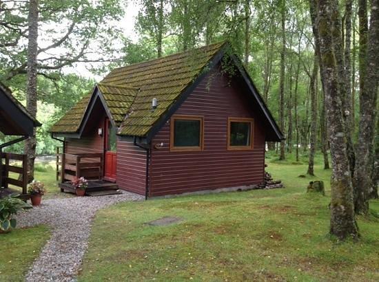 Burnbank Lodges: our beautiful Lodge