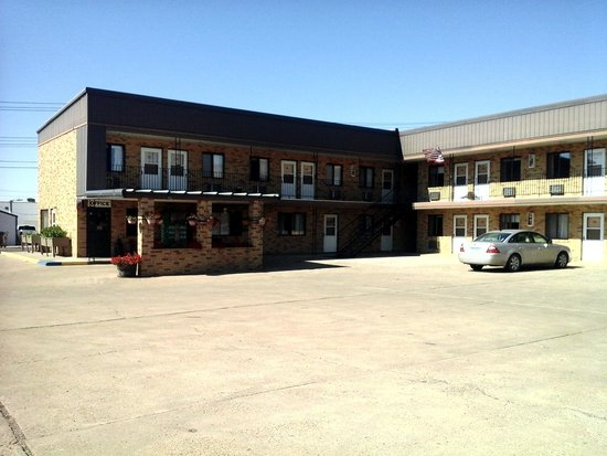 Hettinger, Северная Дакота: Tip Top Motel 1