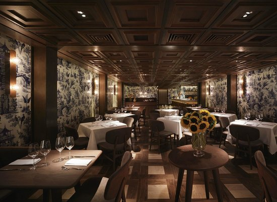 208 private dining room bild von 208 duecento otto for Best private dining rooms hong kong