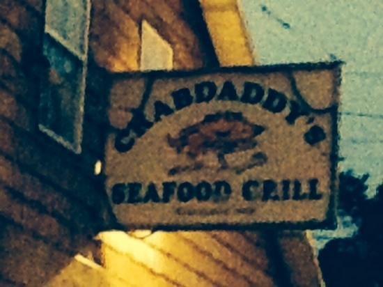 Crabdaddy's Seafood Grill : crabdaddy's