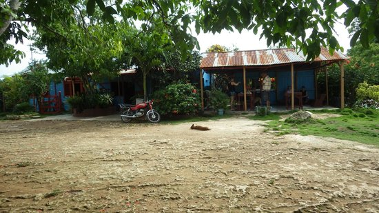 Xtreme-Buggy - Day Tours : Typical rural Dominican household