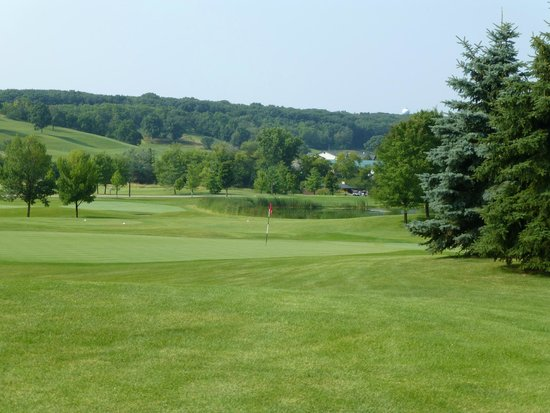 Hawks View Golf Club : Well maintained course