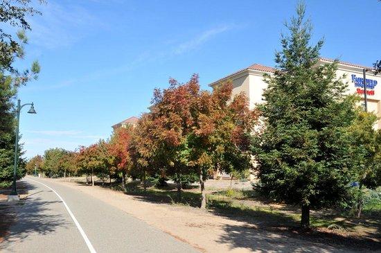 Fairfield Inn & Suites Fresno Clovis: Clovis Old Town Trail