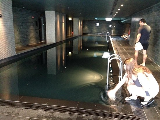 Pool area picture of the marker hotel dublin tripadvisor - Hotels with swimming pools in dublin ...