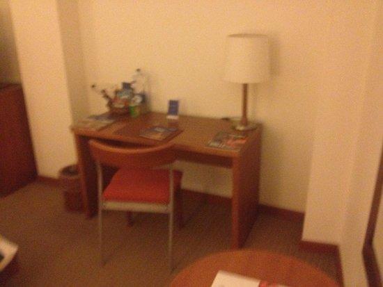 Habitel Hotel: Desk