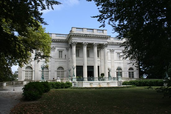 Newport Mansions : Marble House