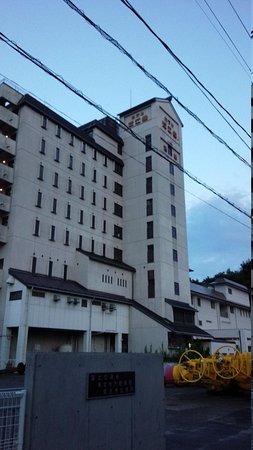 Hotel Omiya : 外観