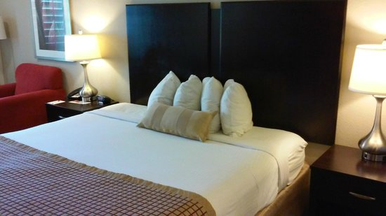 Ramada Inn Tempe at Arizona Mills Mall: Bed 1