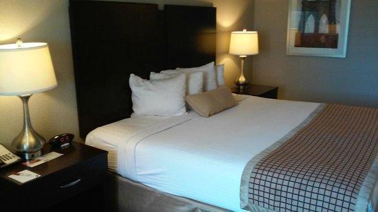 Ramada Tempe/At Arizona Mills Mall: Bed 2