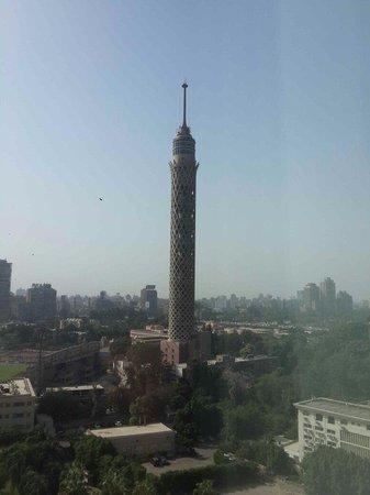 Novotel Cairo El Borg: برج القاهرة