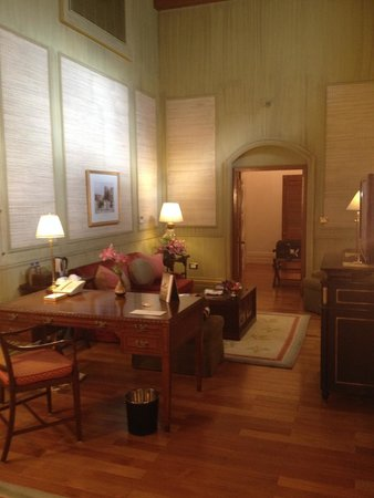 Taj Falaknuma Palace: Royal Suite