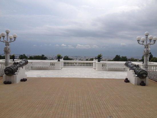 Taj Falaknuma Palace : Palace Foyer