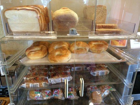 Best Western Redondo Beach Galleria Inn: B'fast