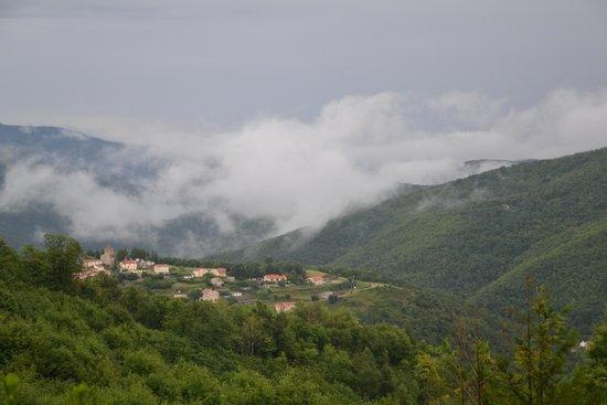 Arc-en-Ciel: het dorpje