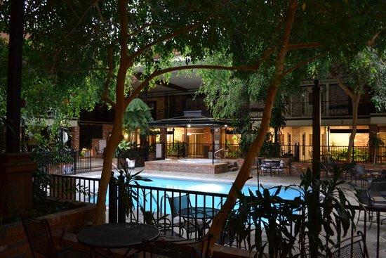 Heritage Inn Pool Area