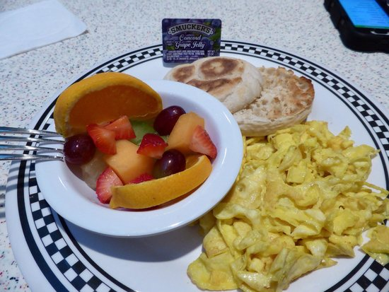 Holiday Inn NYC - Lower East Side : One of my delicious breakfasts