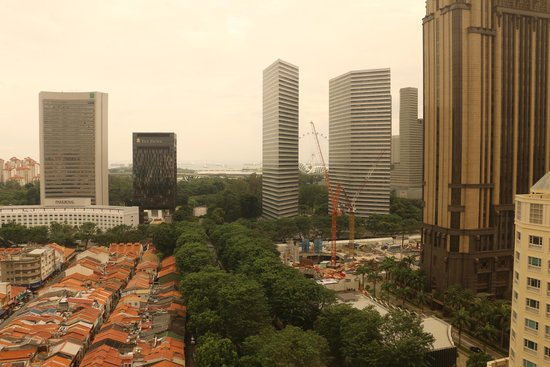 Village Hotel Bugis by Far East Hospitality: The view from our room