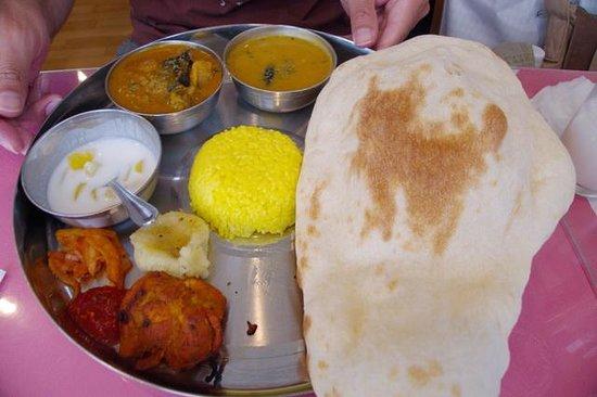 Authentic Indian Cuisine Taj