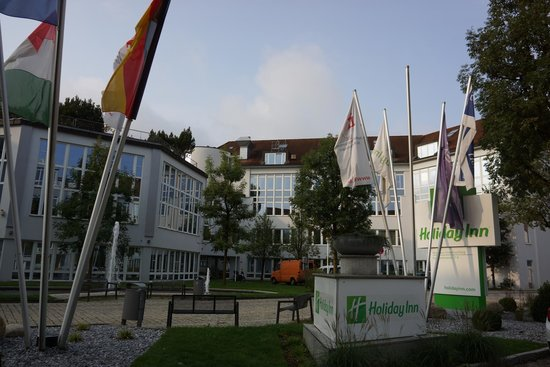 Holiday Inn München Unterhaching: Holiday Inn Muenchen