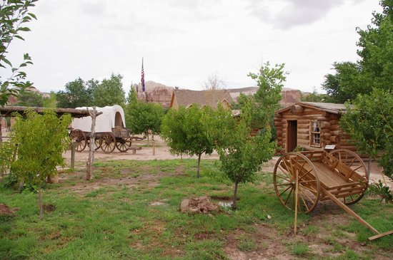 Site Voir Proximit Picture Of Desert Rose Inn