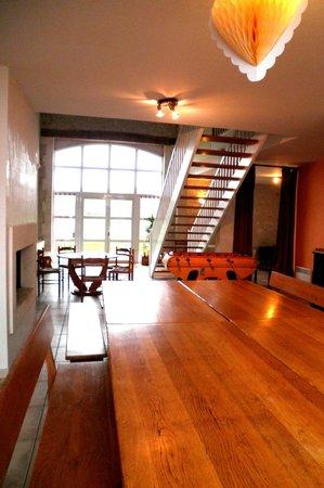 Bunzac, França: La Salle commune