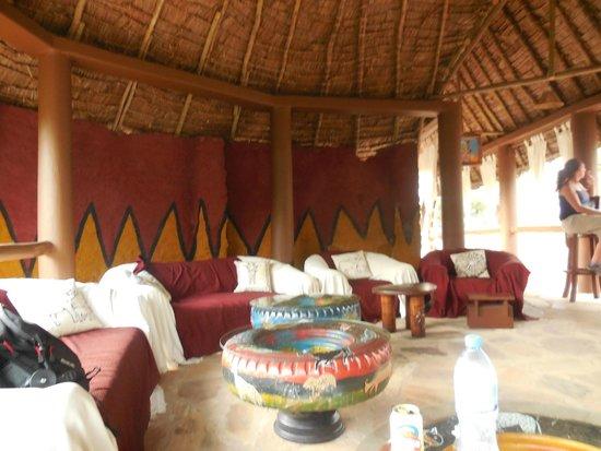Sable Mountain Lodge: Bar Area