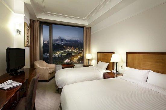 The-K Hotel Seoul : 디럭스 트윈