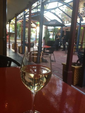 Red Ochre Grill Restaurant Alice Springs : recommend