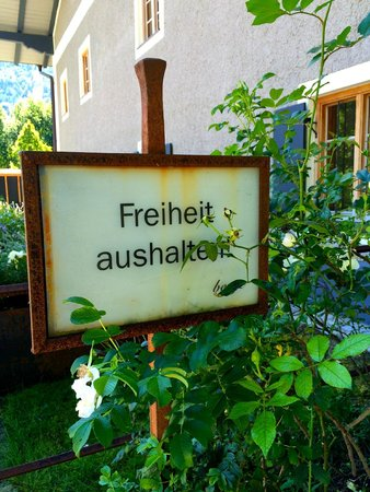 Hotel Berge Aschau einfahrt bild berge aschau im chiemgau tripadvisor