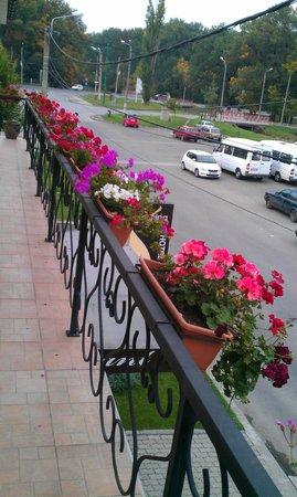 Ramina Hotel & Restaurant: odadan